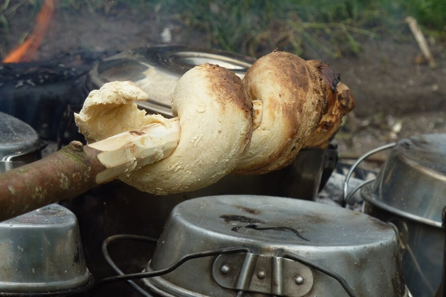 Bread And Bannock At The Bushcraft Show Bushcraft With