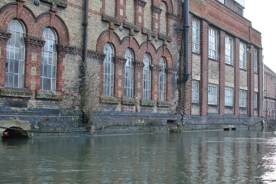 The magnificent old industrial side of Oxford