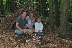 Family Bushcraft - Time together in nature