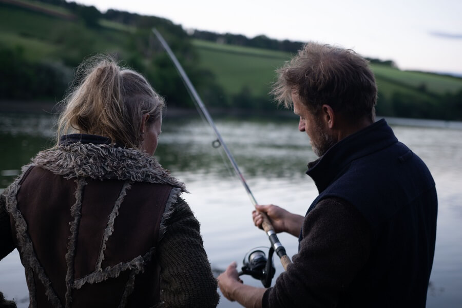 Passing on fishing knowledge with The Old Way