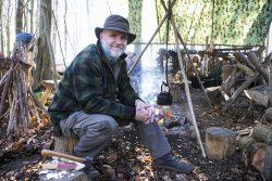 David Willis the woodsman