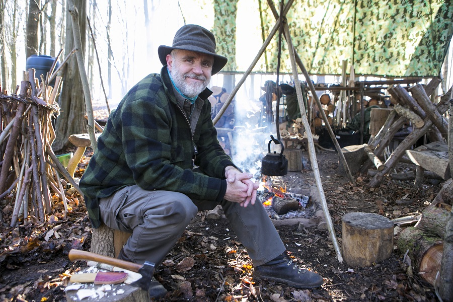 David Willis the woodsman